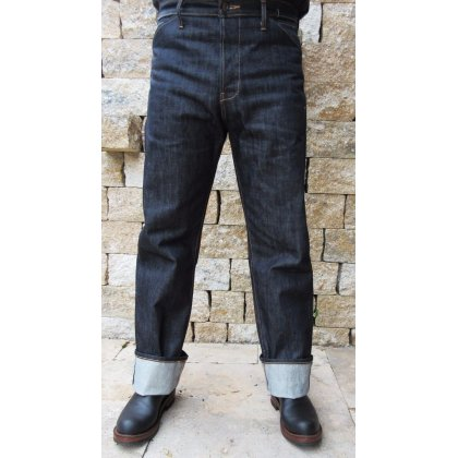 Quartermaster Naval Denim Jeans 6-Pocket 30er Style 2 (2)